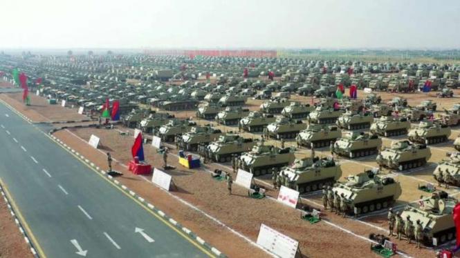 VIVA Militer: Tentara Mesir.