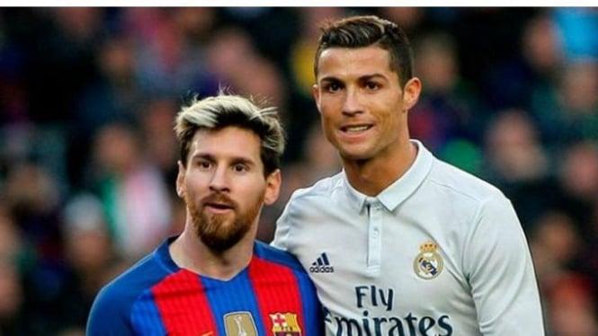 Bola, Sepak Bola, Messi, Ronaldo, Olahraga
