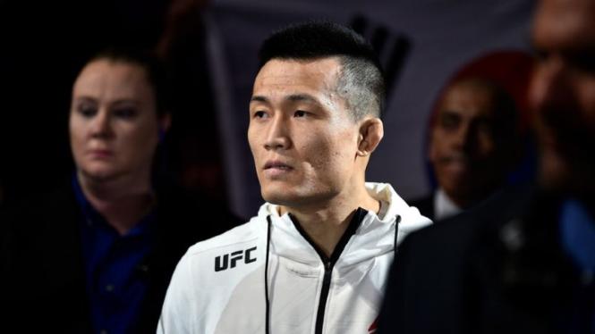 Petarung UFC, Chang Sung Jung