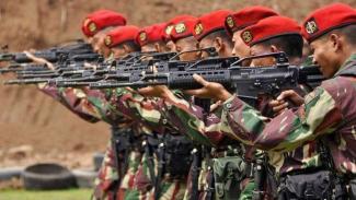 VIVA Militer: Komando Pasukan Khusus (Kopassus) TNI Angkatan Darat