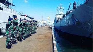 VIVA Militer : KRI Teluk Jakarta-541