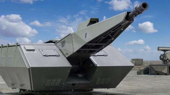 VIVA Militer: Sistem pertahanan udara Oerlikon Skyshield MK-2