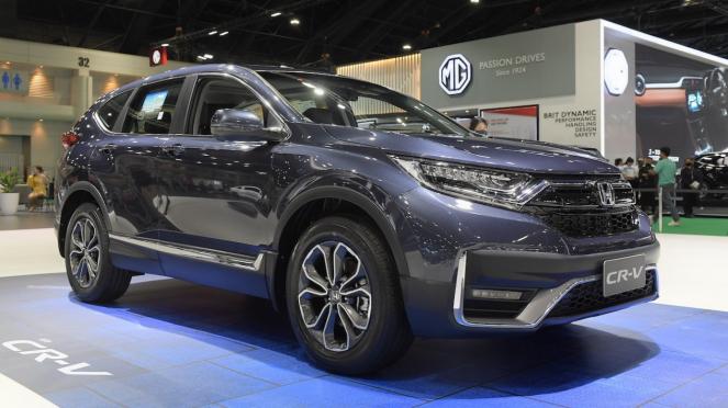 Honda CR-V baru diluncurkan di Thailand