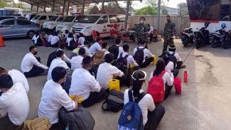 VIVA Militer: Tahap Pertama Penerimaan Calon Prajurit TNI AL Tahun 2020