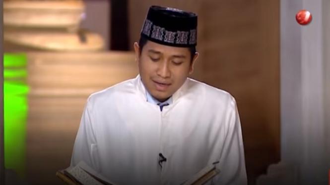 Ustaz Takdir Feriza Hasan, Qori internasional asal Aceh.