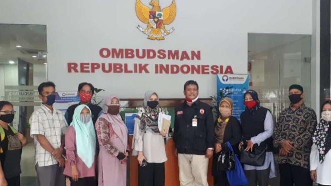 Orangtua Siswa di Depok Mengadu ke Ombudsman RI