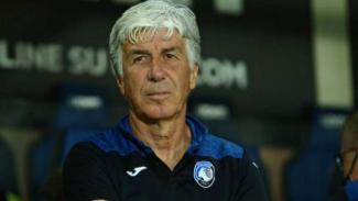 Pelatih Atalanta, Gian Piero Gasperini.