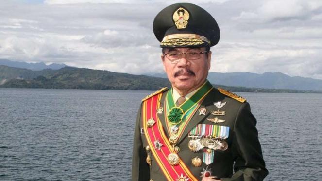 VIVA Militer: Letjen TNI (Purn.) Tiopan Bernhard Silalahi