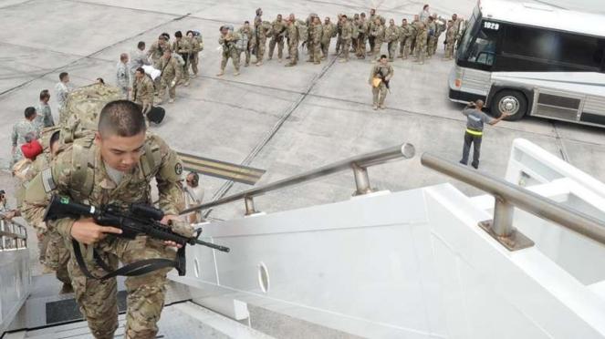 VIVA Militer: Pasukan Angkatan Bersenjata Amerika Serikat (AS)