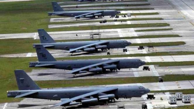 VIVA Militer: Pesawat pembom Amerika Serikat, B-52 Stratofortress