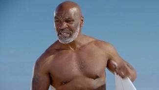 Legenda tinju dunia, Mike Tyson