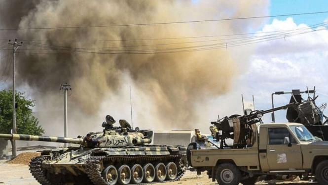 VIVA Militer: Perang Saudara di Libya