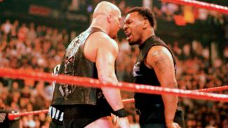 Mike Tyson dan Steve