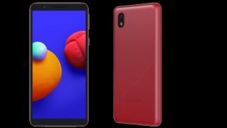 Samsung Galaxy A01 Core.