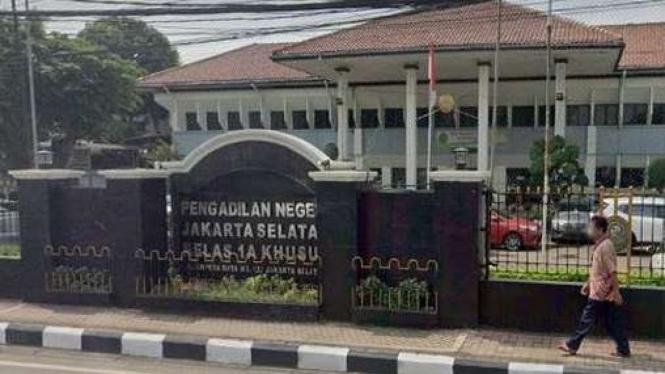 Gedung Pengadilan Negeri Jakarta Selatan