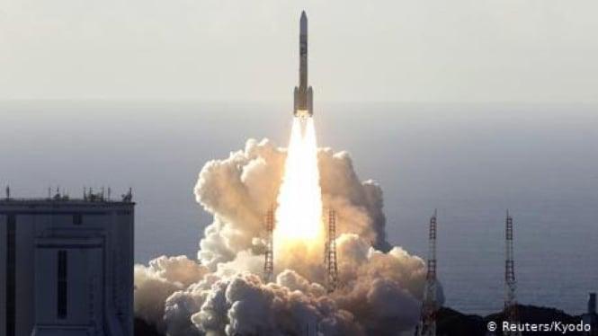 Wahana antariksa Hope milik UEA sukses terbang ke Planet Mars.