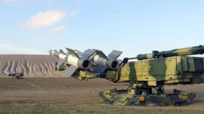 VIVA Militer: Sistem perthanan udara Angkatan Bersenjata Azerbaijan