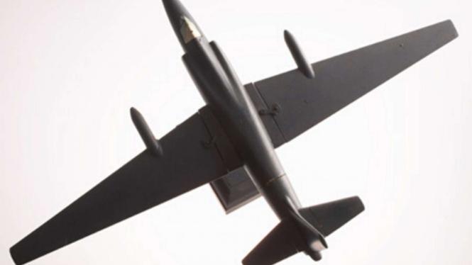 VIVA Militer: Model Pesawat Lockhead U-2 Amerika