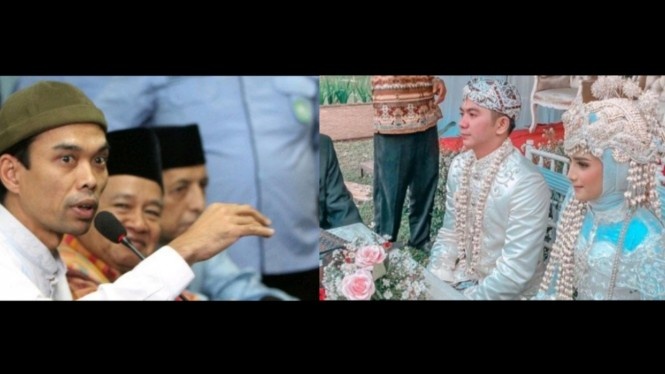 Banyak Artis Sukses Dapat Pasangan Lewat Taaruf, UAS Bocorkan Triknya