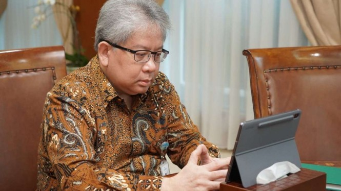 Yuddy Renaldi Direktur Utama bank bjb.