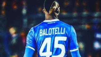 Mario Balotelli.