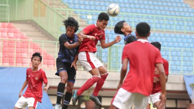 Uji coba Timnas Indonesia U-16
