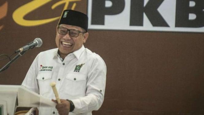 Ketum PKB Muhaimin Iskandar alias Cak Imin