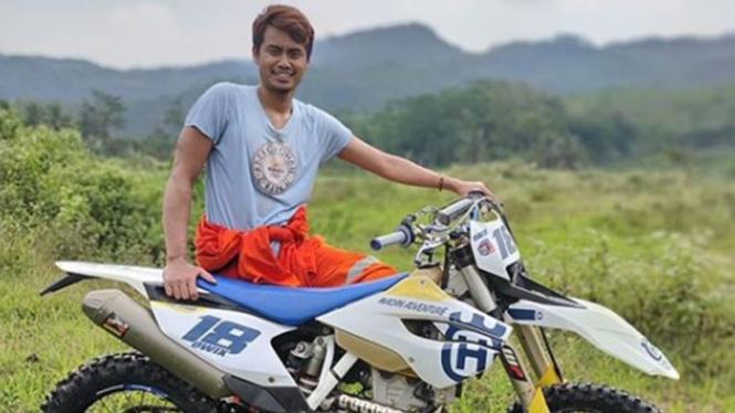 VIVA Bulutangkis: Eks pemain ganda campuran Indonesia, Tontowi Ahmad.