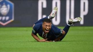 Striker PSG, Kylian Mbappe