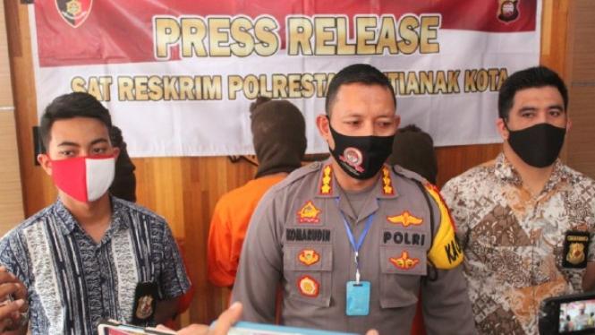 Pelaku sindikat penjual anak di bawah umur ditangkap