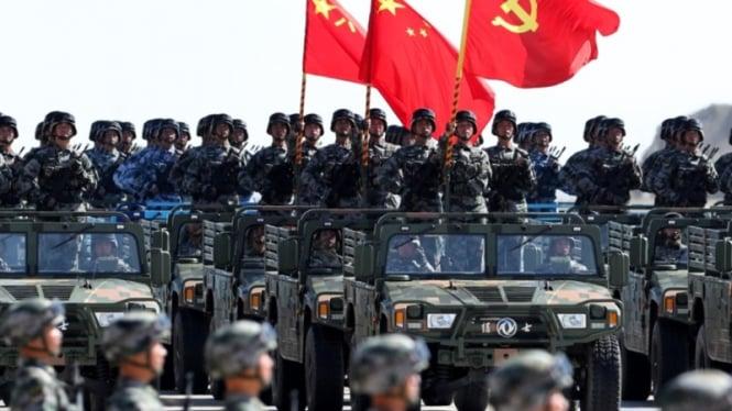 Perang Pasifik, Militer China Bisa Habisi Australia Sekejap Mata