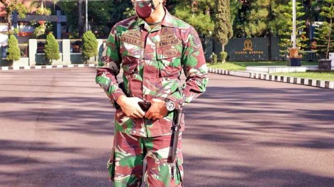 VIVA Militer: Serda Velix Sanjaya