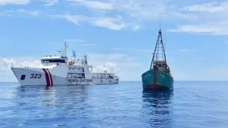 Kapal asing Vietnam ditangkap mencuri ikan di Laut Natuna