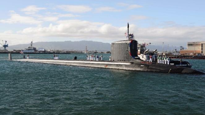 VIVA Militer: Suasana di Pearl Harbor.