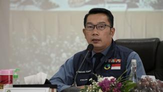 Ridwan Kamil: Kecepatan COVID-19 di Jawa Barat seperti Motor Balap