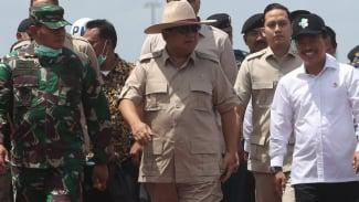 Jalin Kerjasama Pertahanan RI-Swedia, Prabowo Minta Persetujuan DPR