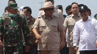 VIVA Militer: Menteri Pertahanan RI, Letjen TNI (Purn.) H. Prabowo Subianto