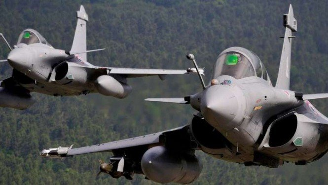 VIVA Militer: Pesawat tempur Dassault Rafale
