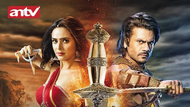 Serial India ANTV, Chandrakanta.
