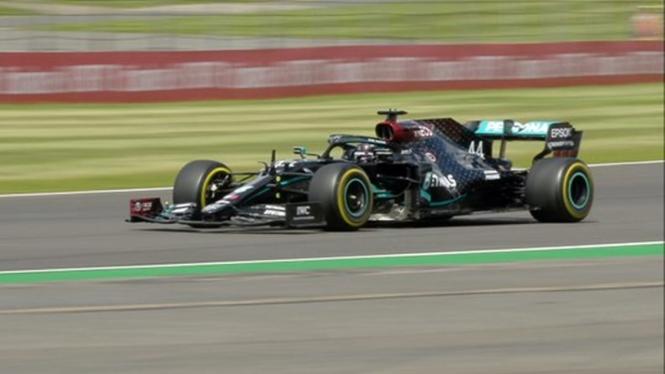 Balapan F1 GP Inggris