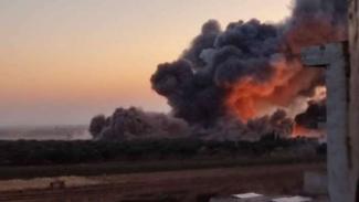 VIVA Militer: Rudal jet tempur Rusia hantam Kamp IDP di Idlib.