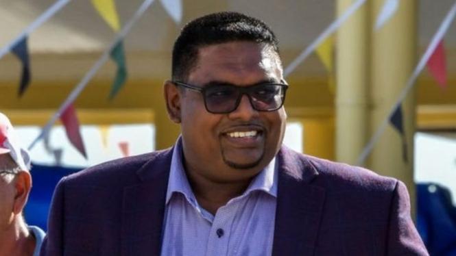 Tokoh Muslim Pimpin Guyana, Pertumbuhan Ekonominya Tertinggi di Dunia