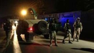VIVA Militer : Pasukan khusus militer Afganistan