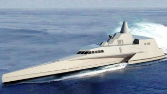 VIVA Militer: Kapal Perang FAC Trimaran