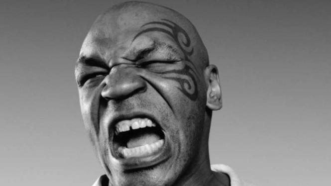 Petinju legendaris, Mike Tyson