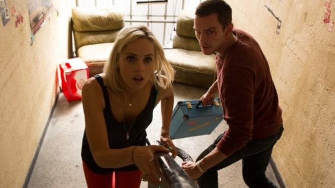 Sinopsis Film Collide, Kisah Nicholas Hoult Selamatkan Kekasihnya