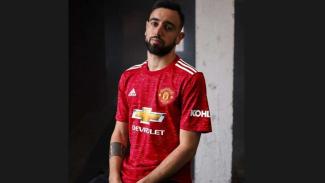Jersey terbaru Manchester United