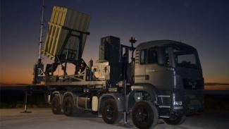 VIVA Militer: Sistem Rudal Iron Dome Amerika