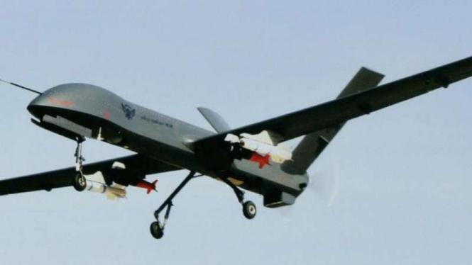 VIVA Militer: Drone CH-4