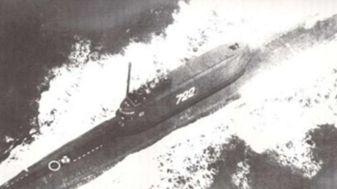 VIVA Militer: Kapal selam nuklir K-219